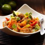 Larkin Cen's Lamb and Leek Thai Red Curry