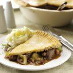 Sophie Wright's Leek, Stewed Venison and Wild Mushroom Pies