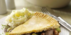 Sophie Wright's Leek, Stewed Venison and Wild Mushroom Pies