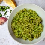 Leek Leaf Pesto