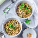 Leek and Porcini Risotto