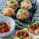 Leek and Thyme Savoury Scones